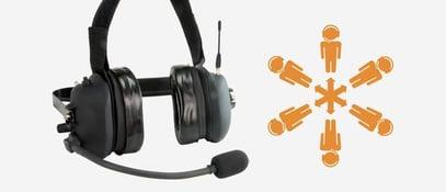 Team Communications Headset